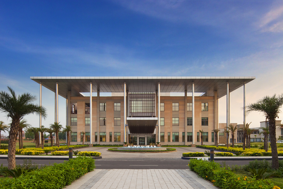 ISB Mohali was established in the year 2012